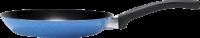 Frigideira Francesa c/ Teflon Interno  Azul.