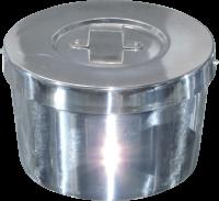Forma Alumínio p/ Pudim.